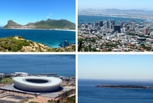 Cape Town / I live in the most beautiful city in the world... No arguments there