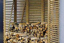 Firewood / drewniana, firewood storage