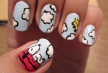 My nail art  / Nail art designs I like