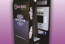 Photo Booth / A collection of images of our real retro style photo booths!
