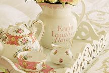 tea  time / by Nancy Rice
