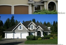 Before & After - Exteriors