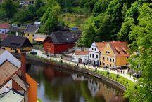 česko, český krumlov