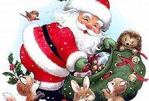 Картинки декупаж Новый год