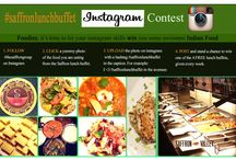 Saffron Valley Contests / Enter one Saffron Valley's contests for free Indian food.