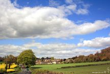 Rothbury to Hexham / I drove from Rothbury to Hexham the other day, a journey of about 30 minutes, well, on that day, it was glorious weather, I had my camera with me and kept stopping to take snapshots of the beautiful Northumbrian views. It took me nearly three hours to get to Hexham that day! This is why I love being a Northumbrian.