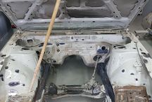 Nissan 200sx S13 project