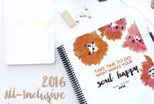 2016 Strategic Planning