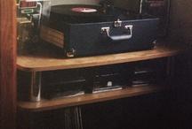 Disco, vinil, cassete, música