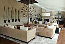 LIVING ROOM / by danielle lake design