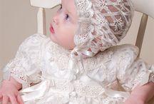 Dåpskjoler / Dåp dåpskjole christening gown baptising baby