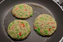Koken en bakken: vleesvervangers