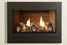 Fire place- Gas & Electric