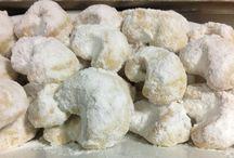 Italian - Mediterranean Cookie Recipes / Searching for traditional Italian & Mediterranean cookie recipes