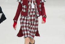 Tweed Rouge