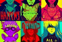 Cómics anime manga