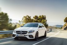 Mercedes-AMG E 63 and E 63 S 4MATIC+ Estate