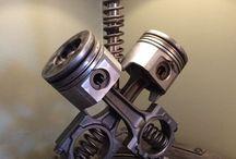 Mecanical lamps