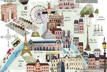 Bonjour Paris! / Non solo Trocaderó e Invalides ma anche, e soprattutto, Marais, St. Germain, Montmatre, ....
