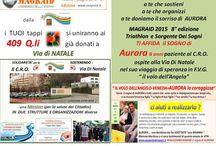 MAGRAID 2015 - Ass. Trialthon - Cordenons / Particolari dietro le quinte ... dalla Mostra al C.R.O. a ciò che rende speciale chi Organizza = il piacere di condividere e sostenere la solidarietà senza confini.