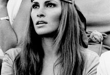 Inspiration 70s / Mode, beauté, accessoires, on s'inspire des années 70 pour un look hippie/bohème chic.