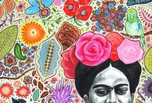My Frida Board
