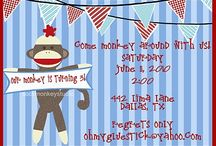 Party Planning - Sock Monkey