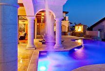 piscine case lusso