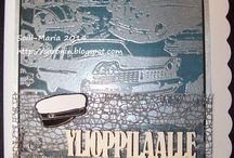 Ylioppilaalle, Valmistuneelle / Graduation cards