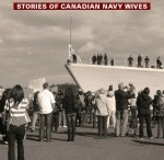 All On Her Own / Stories of Canadian Navy wives will make you laugh and bring you to tears.
