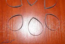 Резинки из ленты