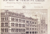 Heritage / Discover on this board the heritage of Backes and Strauss, more than just a legacy, a shining diamond throughout history / by Backes & Strauss London