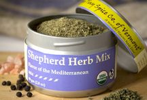 TTS Co. - Shepherd Herb Mix / Shepherd Herb Mix will enhance the flavor of any food.  It can be used to give just a hint of aromatics or added with abandon to bring a fresh and full herb profile to your food. We love to add it to ground meats, pasta dishes, and salad dressings. During the long Vermont winter, Shepherd gives us a taste of warmth and sunshine.