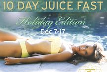 "Upcoming Events: The 10-Day Juice Fast Holiday Edition & More / ""A cleansed body is naturally light, beautiful and full of vitality. It is the obstruction – not some missing miracle ingredient – in your body that prevents you from experiencing your greatest physical, emotional and mental potential."" - Natalia Rose / by Natalia Rose's Detox The World"
