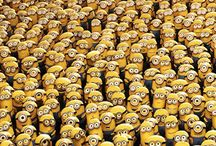 minions / by Remy Michelle