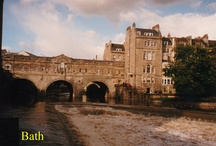 Bath and area / by Victoria Hinshaw