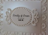 Cards - white on white / by Erin Remple
