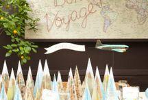 Bon Voyage Party / by Cathy Jones