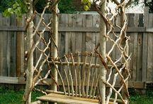 outdoor furniture & decor