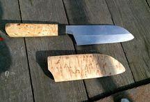 Puukkos and knives