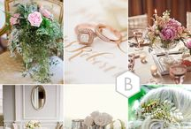 B.Loved Inspiration Boards / Our monthly wedding inspiration for B.Loved Blog