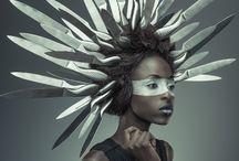 portraits par Oborne Macharia