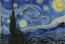 35 Most Famous Paintings of All Times / As depicted by The Awesome Daily