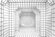 grids in patterns