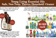 Young Living Thieves / A board dedicated to Thieves products! / by Gayle Oakman