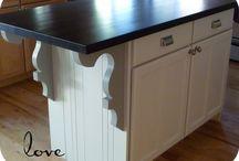 kitchen / by Peggy Keeton