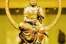 Asian Gods, art and culture