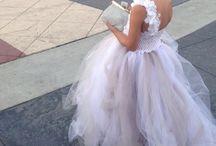 φορέματα  για κοριτσάκια  νυφικά