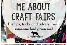 Craft Fair Tips and Tricks