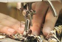 corte e costura - tecnicas